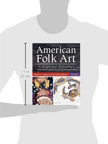 American Folk Art [2 volumes]: A Regional Reference by ABC-CLIO (Image #1)