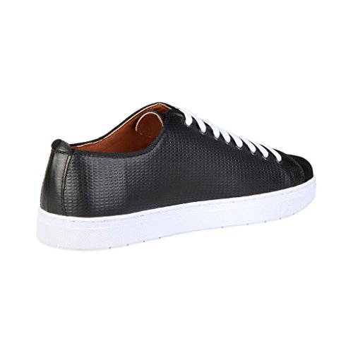 Pierre Edgard Nero Sneakers Cardin Homme nnf6YSqpw