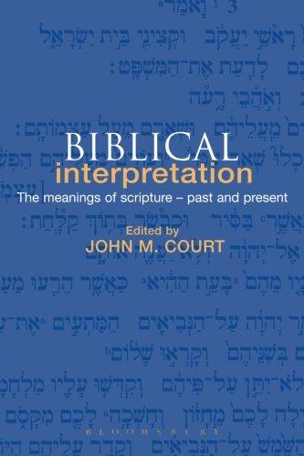 Biblical Interpretation: A Historical Reader (Biblical Seminar)