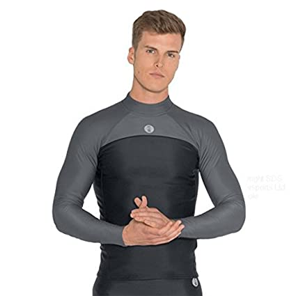 57003f9db44 Image Unavailable. Image not available for. Color  Fourth Element  Thermocline 2mm 1 4 Zip Neoprene-free Long-sleeve Wetsuit Top