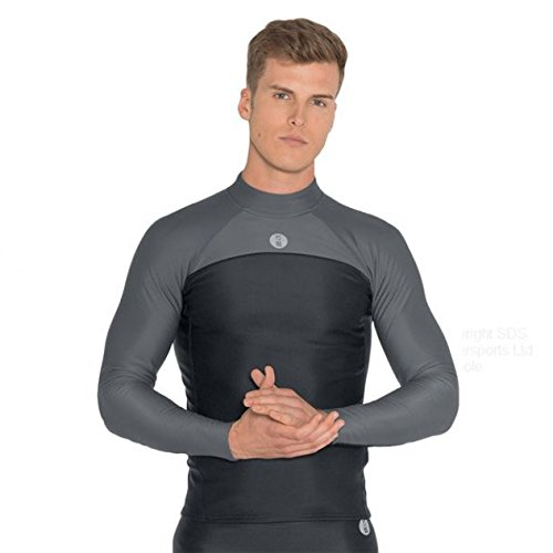 Fourth Element Thermocline Mens L/s Top S Black