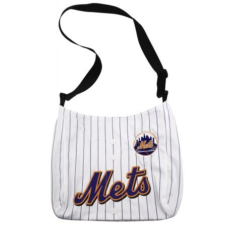 Littlearth Jersey Tote - Little Earth 76040-METS MLB New York Mets MVP Jersey Tote