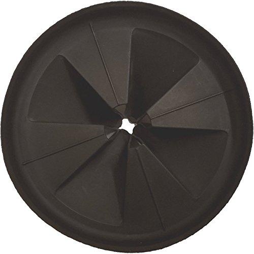 Insinkerator Sink Baffle Quiet Collar Black 77960 Newest