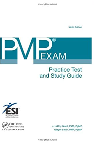 Amazon pmp exam practice test and study guide ninth edition amazon pmp exam practice test and study guide ninth edition esi international project management series 9781482202243 j leroy ward fandeluxe Images