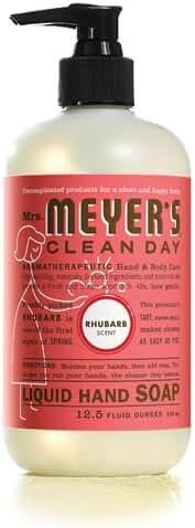 Liquid Hand Soap-Rhubarb-12.5 oz