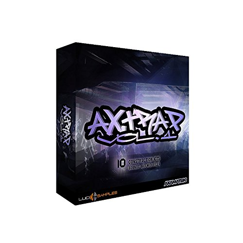 Kit Production Pack (AX Trap Vol. 1 - 10 Construction Kits for Production Trap Music - is a pack of samples for Trap music production. It has some elements of Hip Hop, Deephouse, Dub or Instru... [WAV] [Instant Download])
