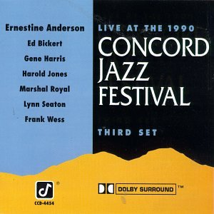 Live at the 1990 Concord Jazz Festival (Third Set)