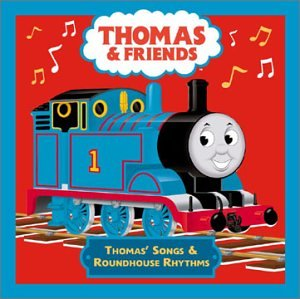 Price comparison product image Thomas Songs & Roundhouse Rhythms