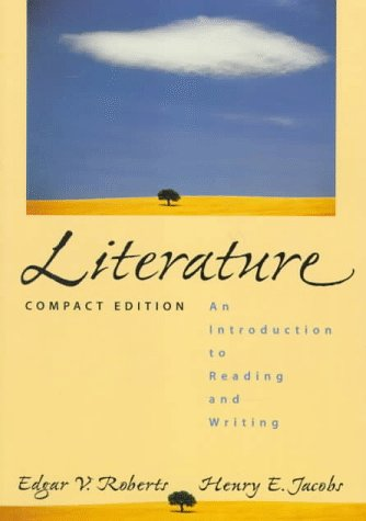 literature an introduction to reading and writing 6th edition English language arts standards » reading: literature » introduction for 6-12  print this page the following standards offer a focus for instruction each year.