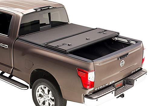 Extang-Solid-Fold-20-Hard-Folding-Truck-Bed-Tonneau-Cover-83985-fits-Suzuki-Equator-5-ft-09-13
