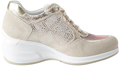 Nero Giardini Luxury, Sneaker Donna Grigio