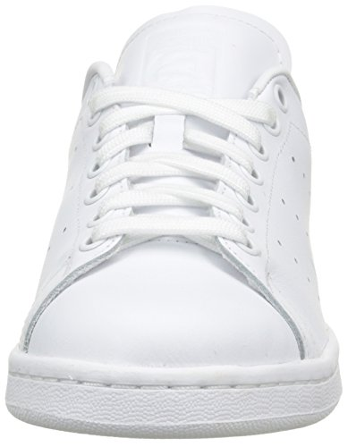 Adidas Heren Stan Smith Lederen Sneakers Wit