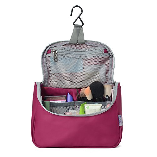 Mountaintop Women Portable Toiletries Accessories 6107 Boysenberry