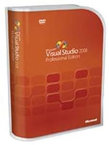 Microsoft Visual Studio 2008 Professional [OLD VERSION]