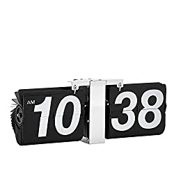 Torre & Tagus Retro Oversized Wall/Table Flip Clock