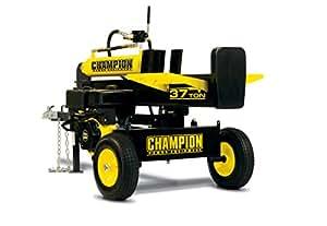 Champion Power Equipment 100250 37 Ton Full Beam Towable Log Splitter