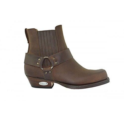loblan 0096 pointure 41 MARRON CUIR boots Loblan Unisex - Adult 096