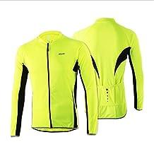 West Biking Men Windproof Cycling Jackets MTB Bike Fast-drying Coat Cycle Clothing Bicycle Windcoat Running Reflective Jacket (Orange Black Blue Green M-3XL)