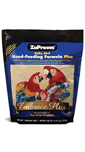 Zupreem Embrace Plus Hand-Feeding Formula 10 Lb -