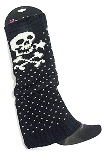 Skull Rider NYC Knit Leg Warmers