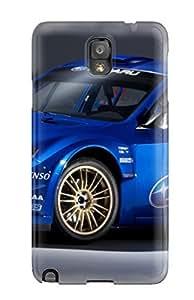 LJF phone case Cynthaskey IElEBmc12072WlHmI Protective Case For Galaxy Note 3(subaru Wrx Sti 37)
