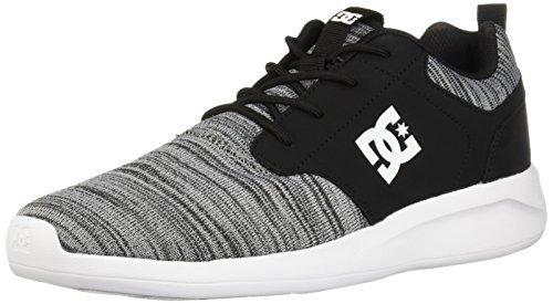 Skate Midway D SN Men Black 8 SE US Shoe DC Smashup D Iw41q