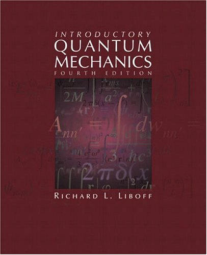 Intro.Quantum Mechanics
