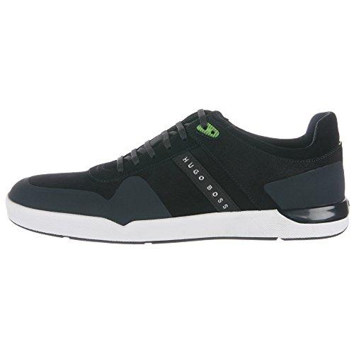 Hugo Boss - Zapatos de cordones para hombre negro negro