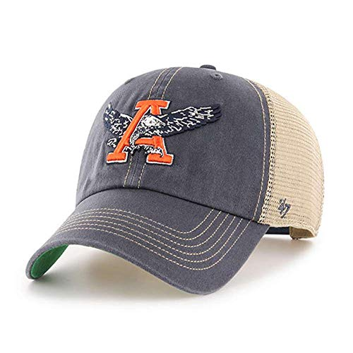 - Auburn Tigers 47' Brand Trawler Clean Up Adjustable Hat - Navy