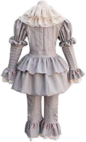 RTGFS Disfraces de Joker Disfraz de Halloween para hombres Disfraz ...