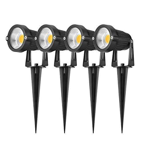 120V In Ground Landscape Lighting