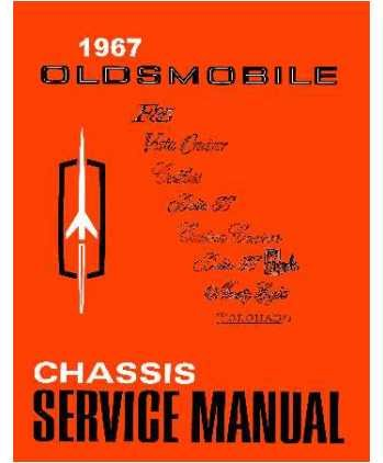 amazon com 1967 oldsmobile 98 88 442 cutlass f85 shop service rh amazon com 1940 oldsmobile shop manual 1955 oldsmobile shop manual