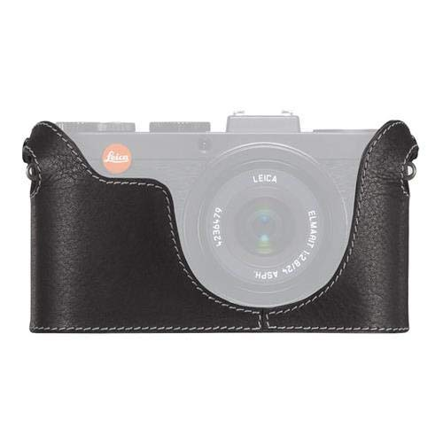 Leica 18731 X2 Leather Camera Protector (Black) by Leica