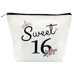 Sweet 16 Makeup Bag