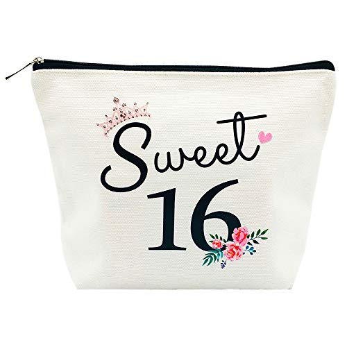 Sixteen Birthday Ideas (Sweet 16 Gifts for Girls 16th Birthday Gifts Ideas 16 Year Old Girls Sweet Sixteen Gifts for Teen Girls Cute Makeup)