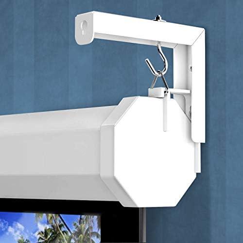 Mount-It! Soporte de pared para proyector, soporte en L para ...