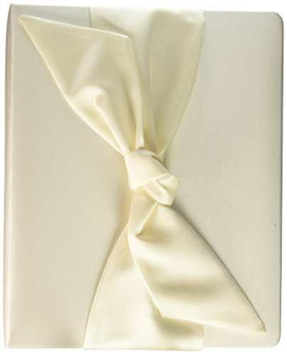 Beverly Clark Tie The Knot Collection Weddingstar Memory Book, Ivory