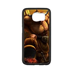 Dota2 Sion Samsung Galaxy S6 Cell Phone Case White Phone Accessories LK_767711