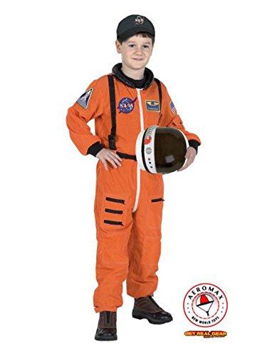 [Jr. Astronaut Suit Costume - Medium] (Jr Astronaut Suit Costumes)