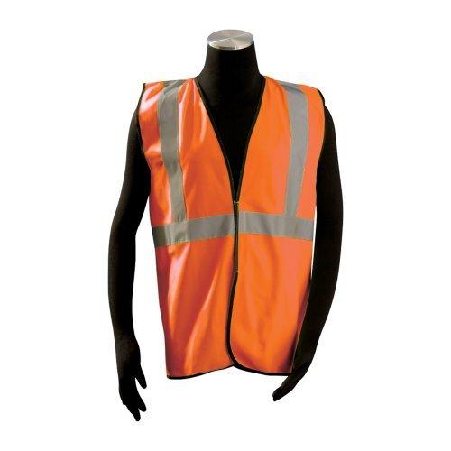 Occulux Economy Vest (Occunomix Occulux Economy Vest L/XL Orange by Occunomix)