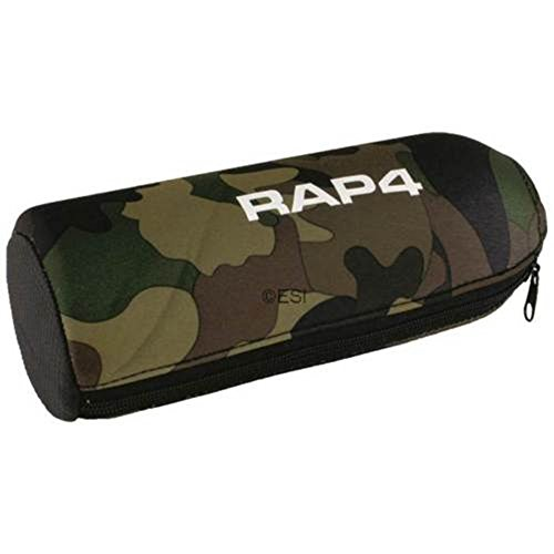 Real Action Paintball Tank Cover - Woodland Camouflage - 20oz or 48ci Bottle -