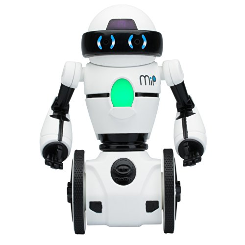 WowWee - MiP the Toy Robot - White (Frustration Free Packaging)