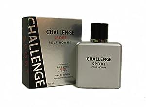 Challenge Sport Pour Homme Allure Mens Perfume Eau De Toilette 100ml/3.4oz (Imitation)
