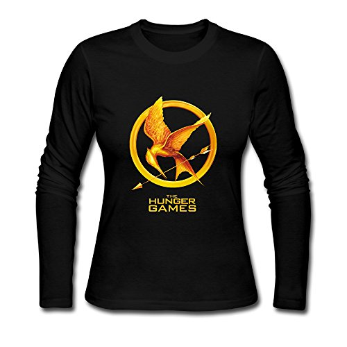 Hunger Games Tee Shirt Featuring Long Sleeved T-shirt For...