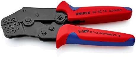 Knipex 97 52 14 - Alicates Para Ent. Terminales: Amazon.es ...