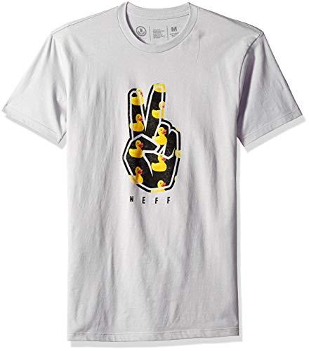 2f2799c4aae NEFF Men s Peeace Short Sleeve Tee Shirt