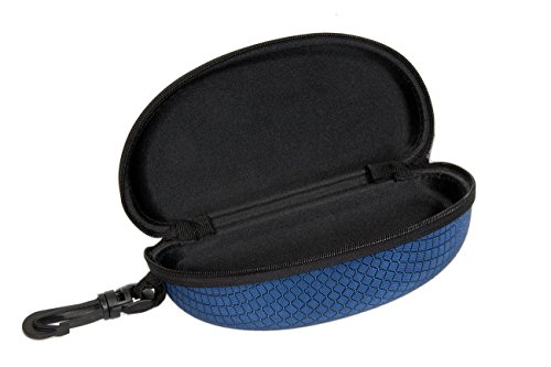 Square Sun Case for Large Frames with Zipper and Safety Hook