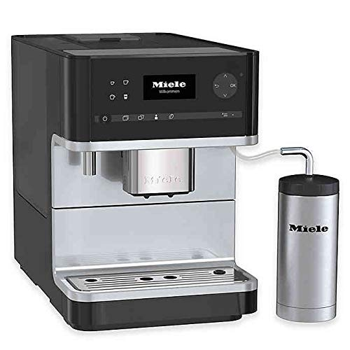 Miele CM6310 One Touch Super-Automatic Espresso Machine (Black)