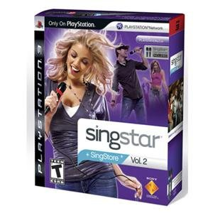 Sony Singstar Vol.2 Video Game for PS3 - 4