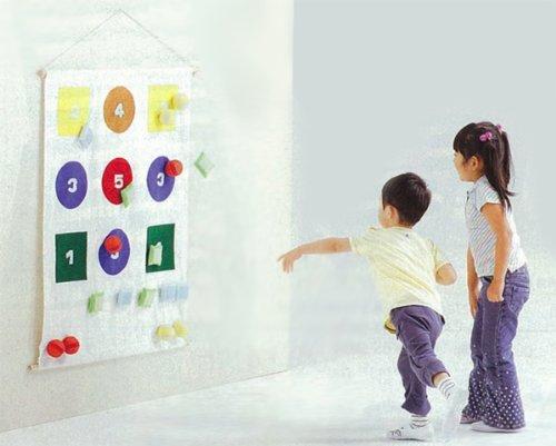 人気が高い ソフトな的あてゲーム B005N5B9RU 子供から大人まで楽しめるボール遊び まとあてあそびD-100 B005N5B9RU, 積丹町:27cd0c12 --- impavidostudio.com